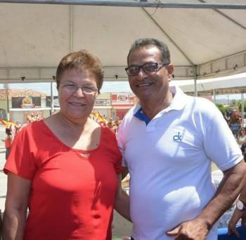 Deputa estadual Fátima Nunes (PT) e AC.