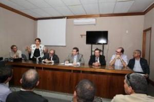 Os prefeitos de Ichu e Caldeirão Grande integraram a mesa
